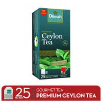 Dilmah Premium Ceylon Tea Selection Tag Tbag 25s - Teh Celup