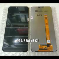 LCD Oppo A3S/A5/Realme 2/Realme C1 (Black)