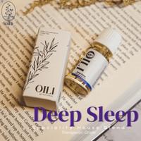 Oili Deep Sleep Essential Oil Minyak Essensial Aroma Terapi Diffuser