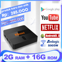 STB Android TV box Amlogic 905W 2G +16G Android 9.0 Smart TV Box