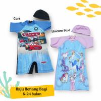 Baju Renang Bayi 6bln - 2 Tahun