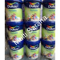 Dulux Pentalite BW Brilliant White 2290 20 liter / Cat Tembok Interior