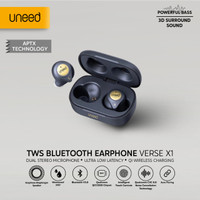UNEED TWS Bluetooth Earphone Qualcomm APTX QCC3020 - UEP301