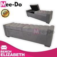 Sofa Bench Elizabeth / Sofa Classic / Sofa Single - 160