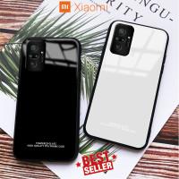 Case Xiaomi Redmi Note 10 PRO Glass HARD Tempered Backdor Casing Miror