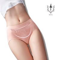 Wimiu 3 Pcs Multicolor Celana Dalam Maxi CD Panty Pakaian Dalam C876