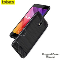 Rugged Armor Case / Ipaky Case Carbon Xiaomi Redmi NOTE 3, NOTE 4 / 4X