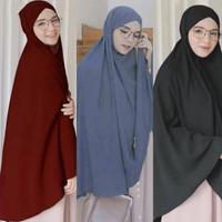 Hijab syar'i remajaa - Hitam