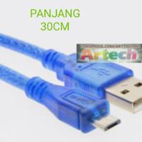 Micro USB Kabel 50 Cm arduino Leonardo Wemos DUE R3 D1 mini NodeMCU