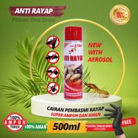 Obat Anti Rayap Spray Pembasmi Serangga semut, kecoa, lalat