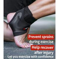 Arbot Adjustable Sport Safety Ankle Brace Support Stabilizer Foot 1Pcs