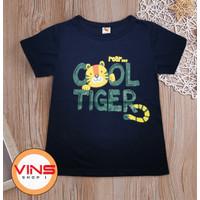Kaos Baju Anak Laki Laki Cute 5 Umur 1-12 Tahun