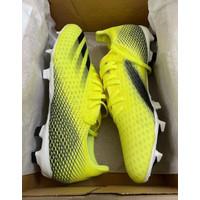 Sepatu Bola Adidas X Ghosted.3 FG Solar Yellow FW6948 Original BNIB