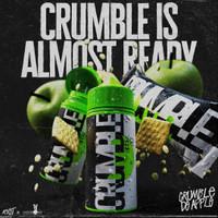 Crumble De Apple 100ML by Riot x Vapeboos 100% Authentic - Liquid