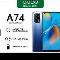 Oppo A74 6/128GB Garansi Resmi Indonesia