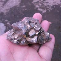 badar emas papua rough