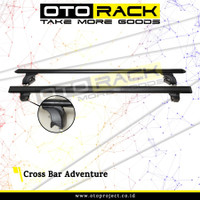 Crossbar Adventure/Roof Rack Toyota All New Fortuner VRZ/SRZ
