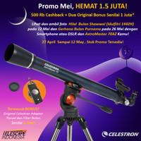 Celestron AstroMaster 70AZ Teleskop