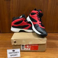 HOT SALE!!! Sepatu Basket Piero Commander (Black/Red) 100% ORIGINAL!!!