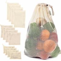 Baggu Tas Kantong Belanja Ramah Lingkungan Model Jaring