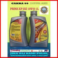 Oli Mobil Pertamina PRIMA XP SAE 10W40 1L