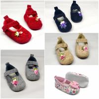 Prewalker Sepatu Bayi perempuan 2-15 bulan