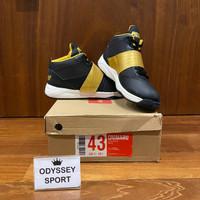 HOT SALE!!! Sepatu Basket Piero Onimaru (Black/Gold) 100% ORIGINAL!!!
