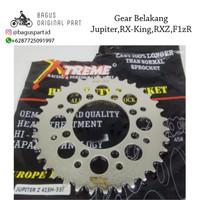 GEAR BELAKANG JUPITER RX KING RXZ F1ZR 415 428 30-39 XTREME no sss - 415H, 30