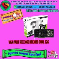 VGA PALIT RTX 3060 RTX3060 DUAL 12G