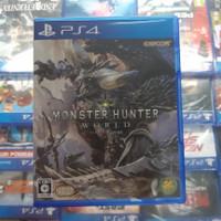 PS4 MONSTER HUNTER WORLD REGION 2 ENGLISH