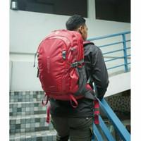 tas daypack consina t-rex 30L dapat cover bag