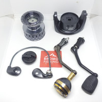 Sparepart DAIDO DAIMOS 6000 bail arm spool rotor gear handle knob per