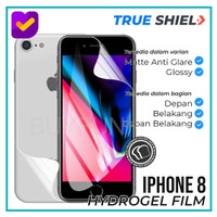 IPHONE 8 HYDROGEL SCREEN PROTECTOR CASE FRIENDLY ANTI GORES