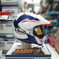 Helm Fullface ARAI TOUR CROSS 3 TX-3 BREAK BLUE Original Japan