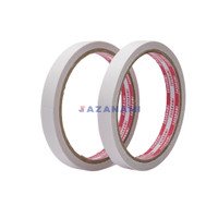 Sazanami Double Tape kertas 12mm x 8m Double side tape