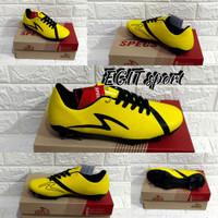 SEPATU BOLA - Yellow Black, 38