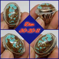 Cincin Natural Batu Pirus Persia kode2
