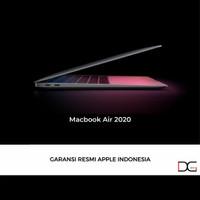 Macbook Air 13 2020 Garansi Resmi Apple Indonesia