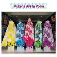 TERBARU Mukena Jumbo Rayon Bali Mukena Dewasa Murah II