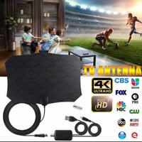antena tv digital DVD-T2 4K high gain 25-db tfl-d139 original taffware