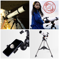 xiaomi star trang celestron telescope / teleskop astronomical