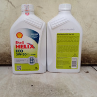 Oli Mesin Shell Helix Eco 5W-30 @1 Liter