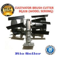 CULTIVATOR BRUSH CUTTER/PENGGEMBUR TANAH BG328 (MODEL SERONG)