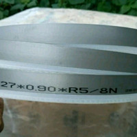 Gergaji Pita Bandsaw Bi-Metal M42 Size 27 x 0.9 x R5 I 8N TPI Band Saw