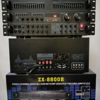 AMPLIFIER KARAOKE BETAVO ZX8800B BERKUALITAS