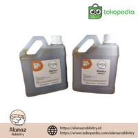 Pupuk Organik Cair (POC) Fermentasi Urine Kelinci