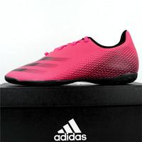 Sepatu Futsal Adidas X Ghosted 4 IN Shock Pink FW6905 Original BNIB