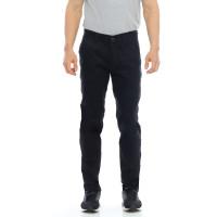 Tiento Celana Panjang Casual Sporty Long Pants Chino Black Phantom