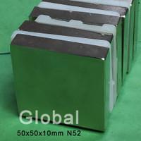 Magnet Neodymium 50x50x10mm N52
