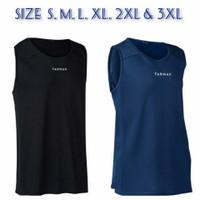 Baju Basket Dewasa Tarmak - Black/Blue